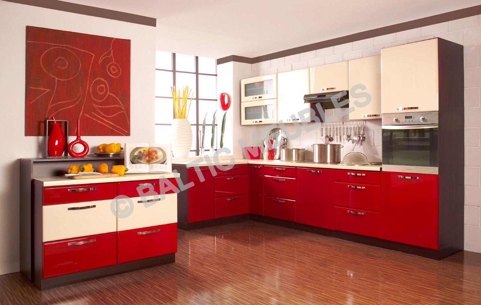 Meuble de cuisine en kit for Kit meuble cuisine