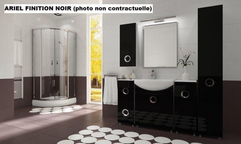 Salle de bain romantique modele solutions pour la - Exemple de salle de bain de 5m2 ...
